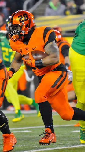OSU rush for 231 yards in Friday's game
