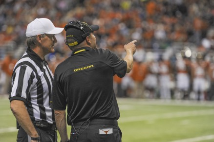 The season may be over, but Mark Helfrich still has his work cut out for him