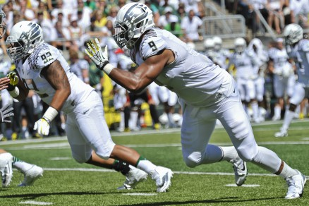 DE Arik Armstead is ready to go all-out against Stanford this Saturday