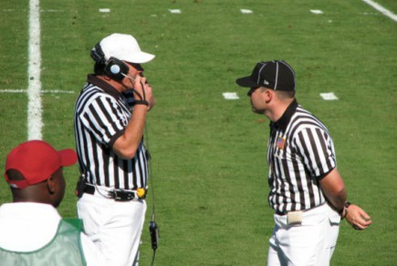 Ironically, under the new rule officials will be forced to call a delay of game penalty for snapping the ball too soon.