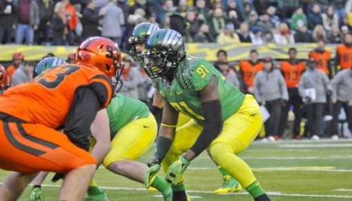 Utah's offense poses a threat against Tony Washington and the Ducks secondary.
