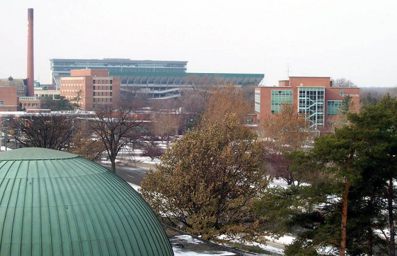Michigan State University was the very first land grant university under the Morrill Act.