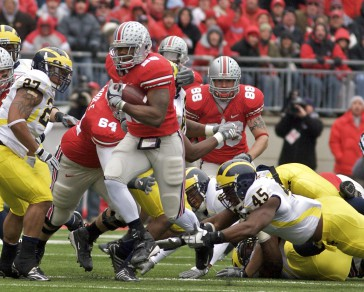 Ohio State still has a home game versus Michigan after Indiana. They will need to win both to stay in playoff contention.