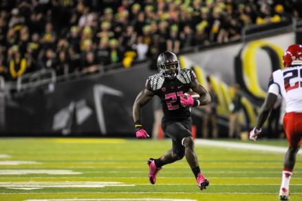 Royce Freeman Has The Most Touchdowns by a Freshmen In Oregon Football History