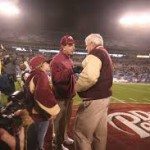 Jimbo Fisher is a big component of Catapult