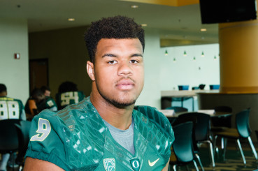 Oregon seeks to bulk up the defense after losing Arik Armstead to the 2015 NFL Draft.
