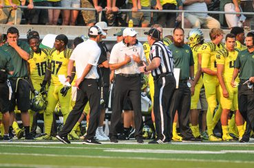 Oregon, led by Mark Helfrich, has the coaches to win a national championship,