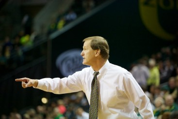 Dana Altman put together a masterful season for the Ducks.