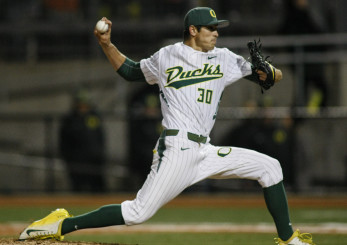 Oregon's bullpen has been the lone consistent factor this season.