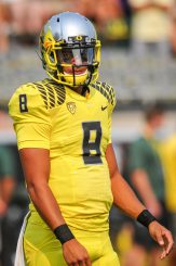 The Ducks are still searching for a replacement for Mariota