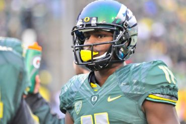 Bralon Addison's return from injury adds to Oregon's skill position strength.