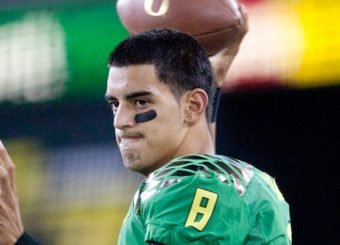 Mariota and Adams have very different styles.