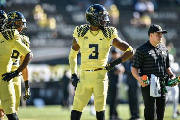 Robinson's big day helped the Ducks outlast Georgia State