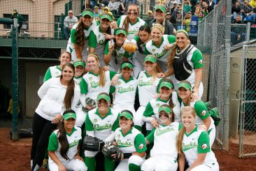 Oregon softball received some fine additions to the happy family.