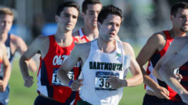 Gorman's experience in Track and Cross Country should benefit the team.