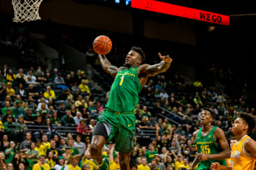 The Ducks need Jordan Bell to step up and fill the energy and toughness void left by Cook and Benjamin